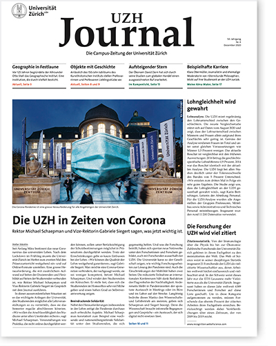 uzh journal 4/20